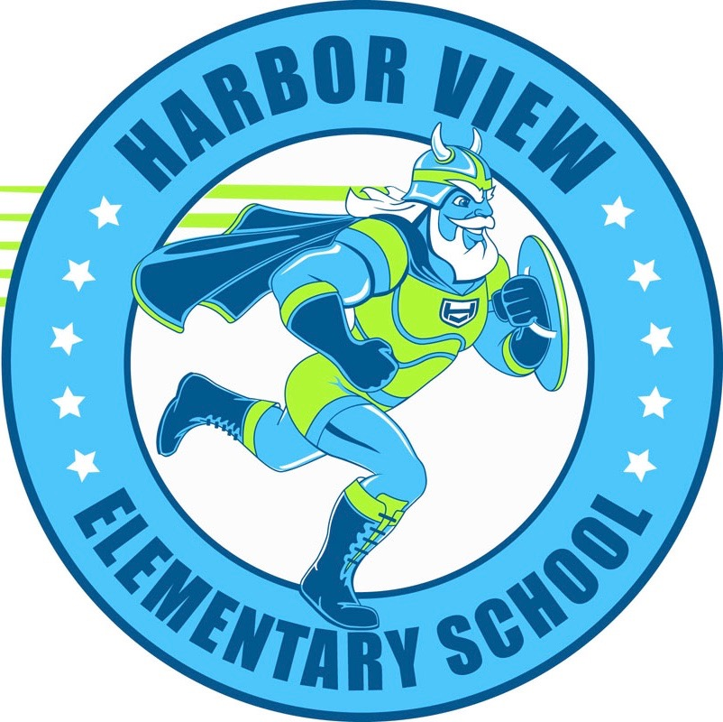 Harbor View Elementary logo